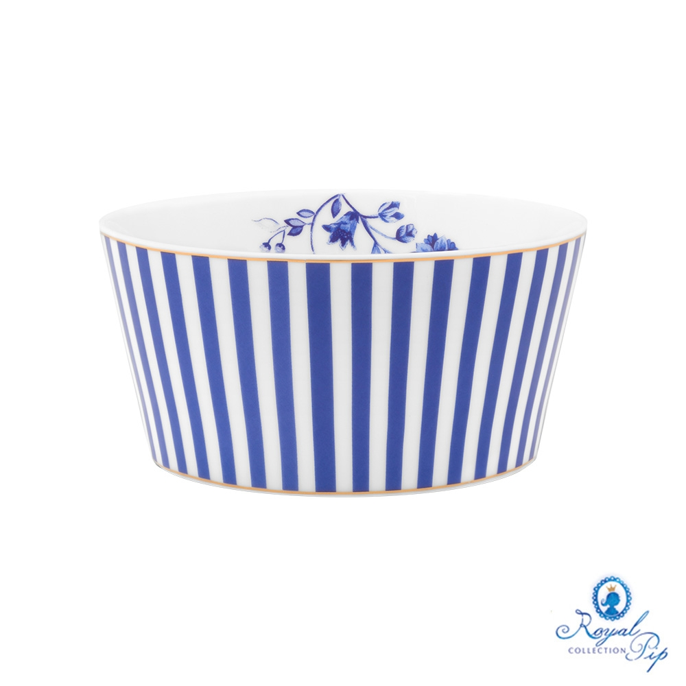 Tigela 12 Stripes Azul - Royal Stripes