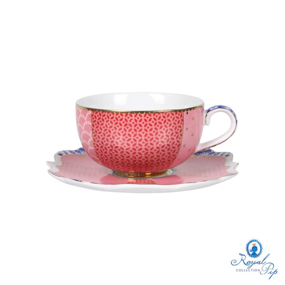 Xícara de Cafezinho Rosa - Royal
