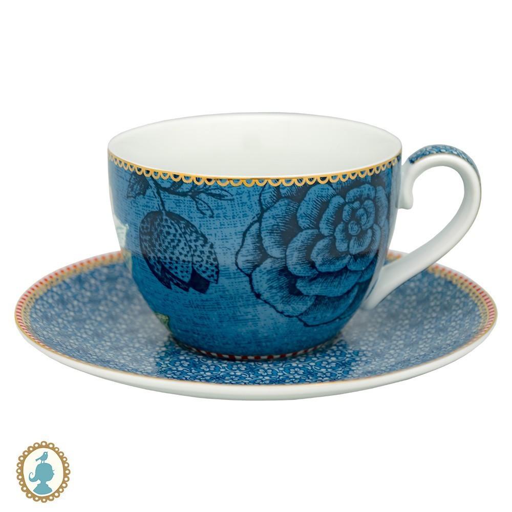 Xícara de Chá Azul - Spring to Life
