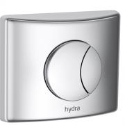 Acabamento para Válvula de Descarga1 1/2'' e 1 1/4''  Hydra Duo - Cromado