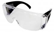 Óculos de Segurança Pro Vision Sobrepor Incolor Carbografite