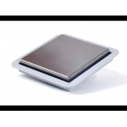 Ralo Square Invisível Oculto Inox 15 x 15  Grupo Linear