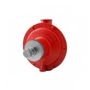 Regulador de Gás Industrial 76511/02 Vermelho Aliança