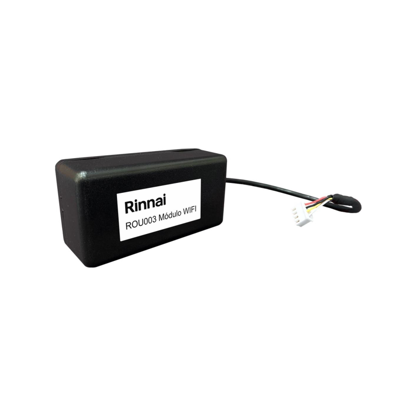 Aquecedor a Gás Rinnai E33 Black - 32,5 Litros + Modulo WIFI GRATIS GLP