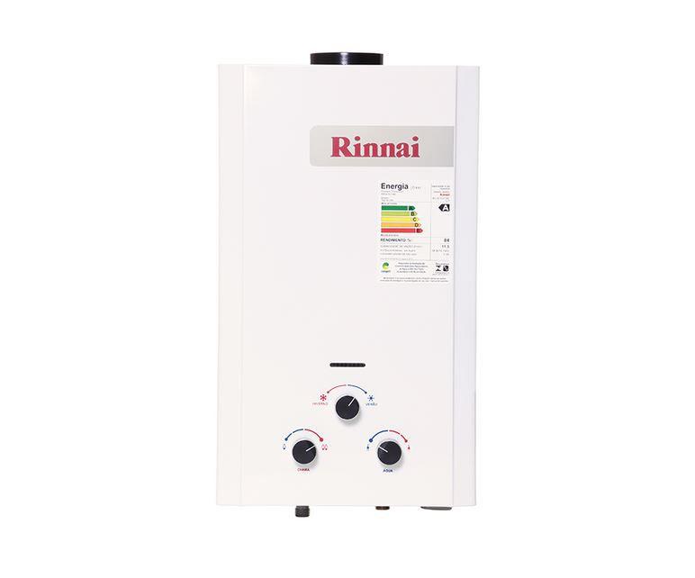Aquecedor a Gás Rinnai M11 -  11,5 litros