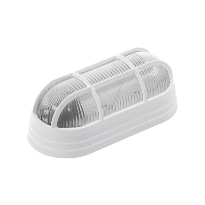 Arandela Tartaruga PVC Branca Demi