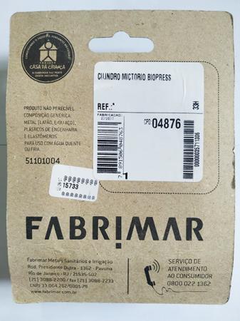 Cilindro Mictório Biopress Fabrimar