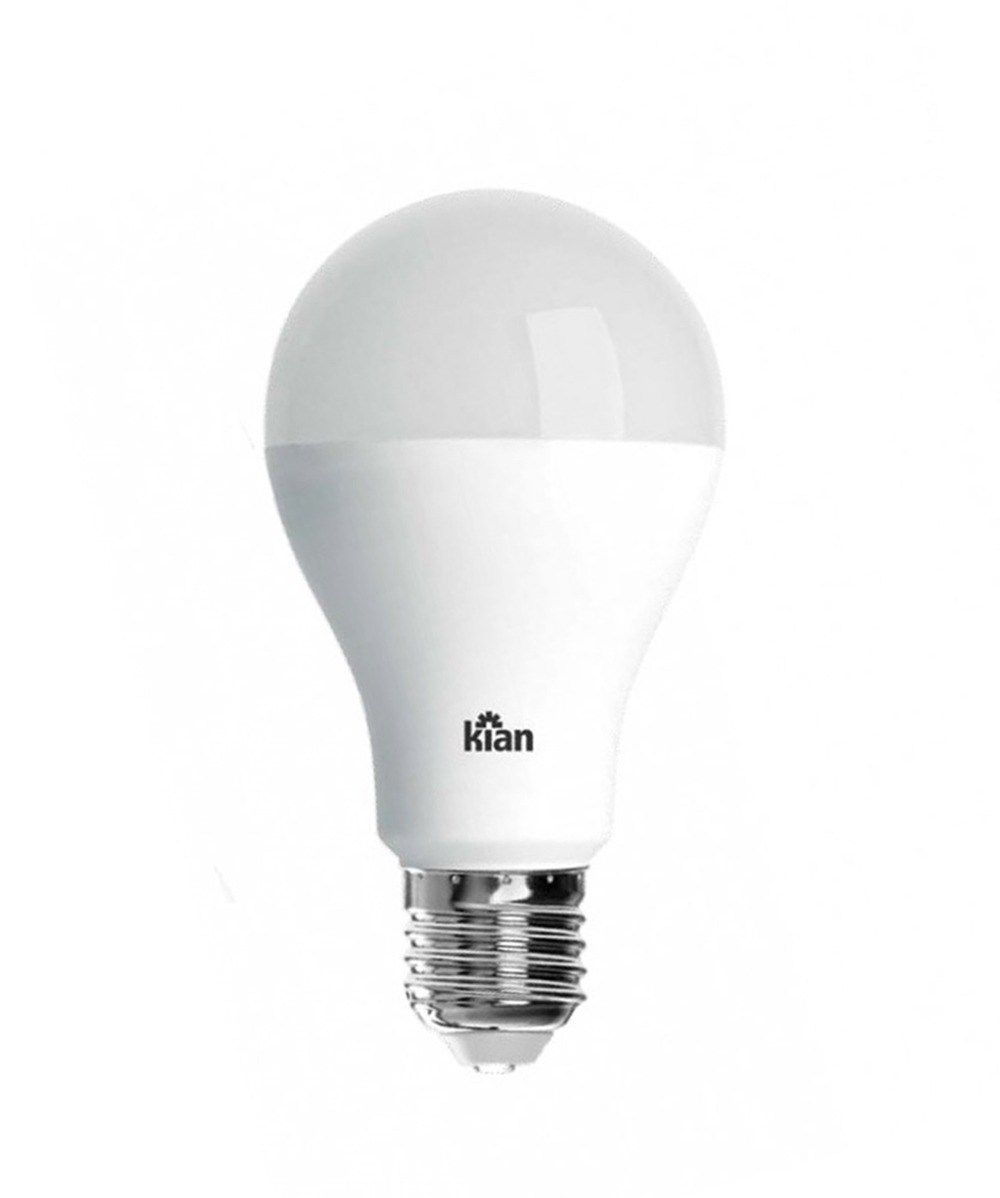 Lâmpada LED 9w 3000k Bivolt Amarela