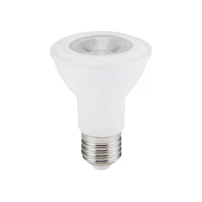 Lâmpada LED Par 20 7w 3000k Amarela  Bivolt E27 Kian