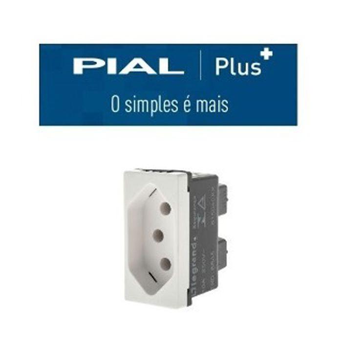 Pial Plus + Módulo Tomada 10A