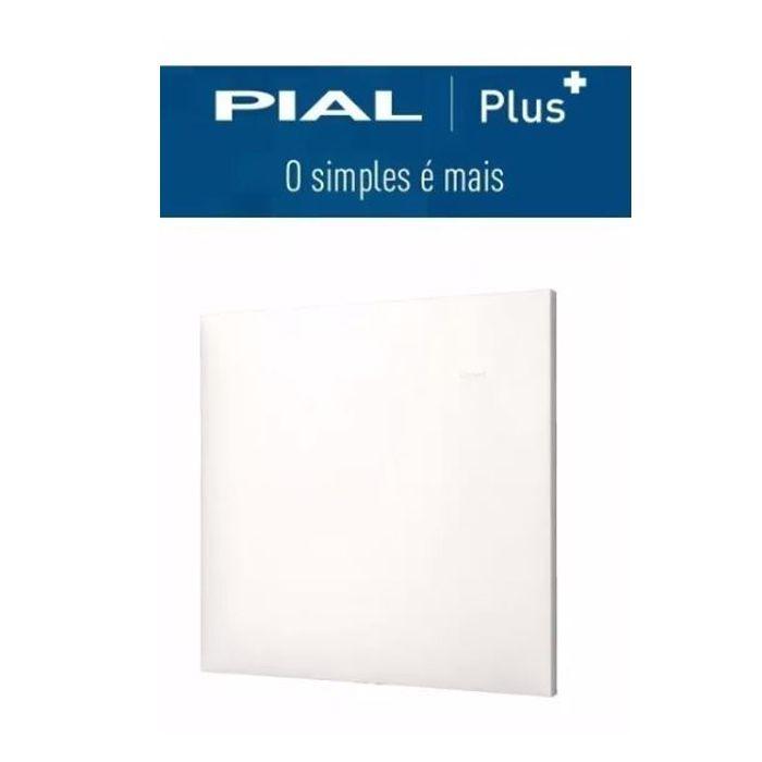 Pial Plus + Placa 4x4 Cega