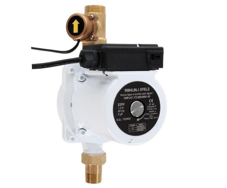 Pressurizador RL 260W (Recirculação de Água Quente) Rinnai