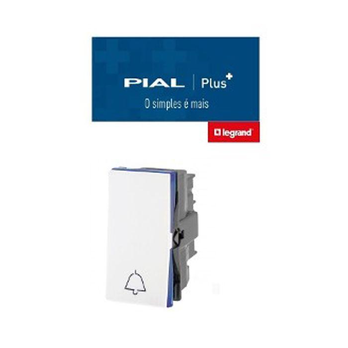 Pial Plus + Pulsador Campainha