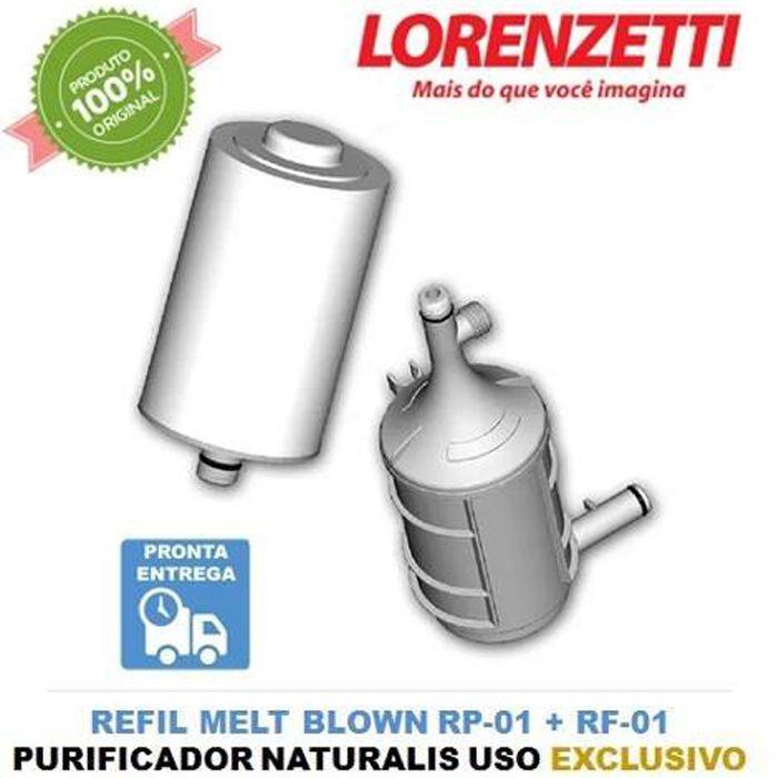 Refil Filtro Naturalis Lorenzetti RF-01