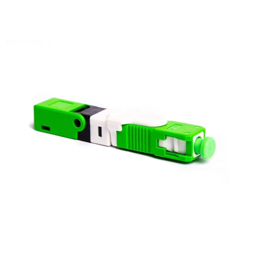 100 Conector de Campo SC APC Click D-NET