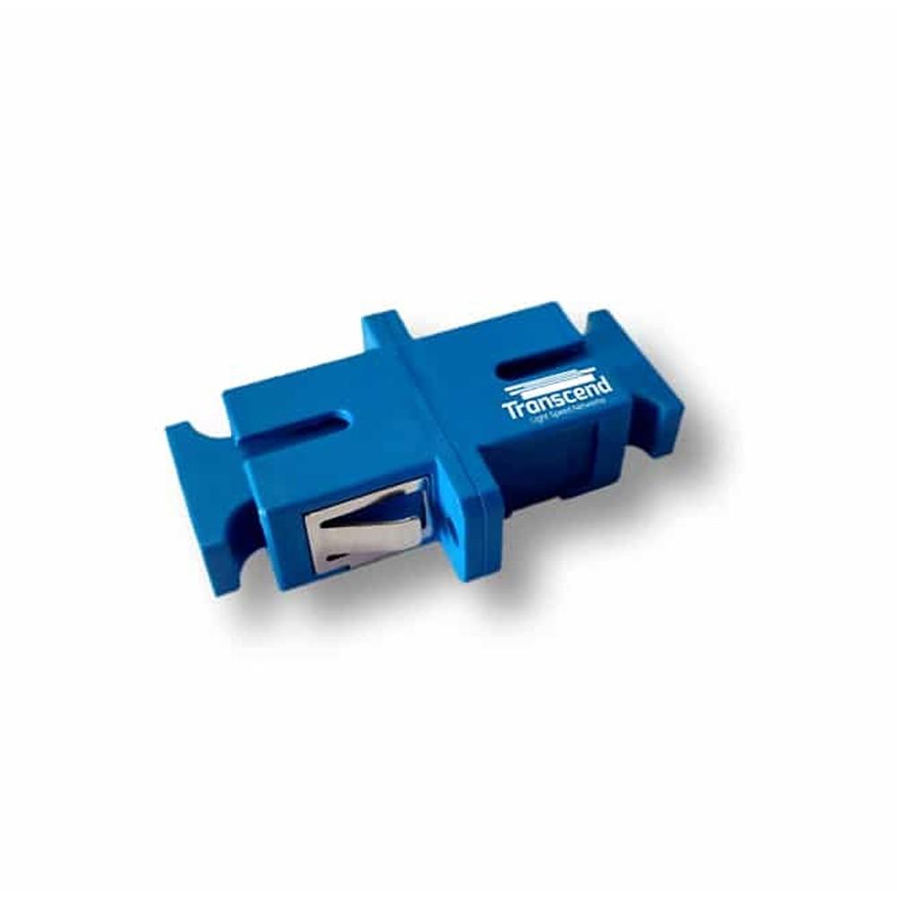 100 Adaptador Óptico SC/UPC FA.SCU TRANSCEND