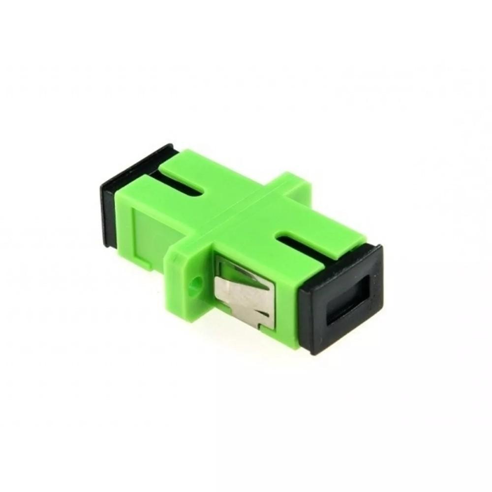 10 Adaptador Óptico SC APC NAZDA