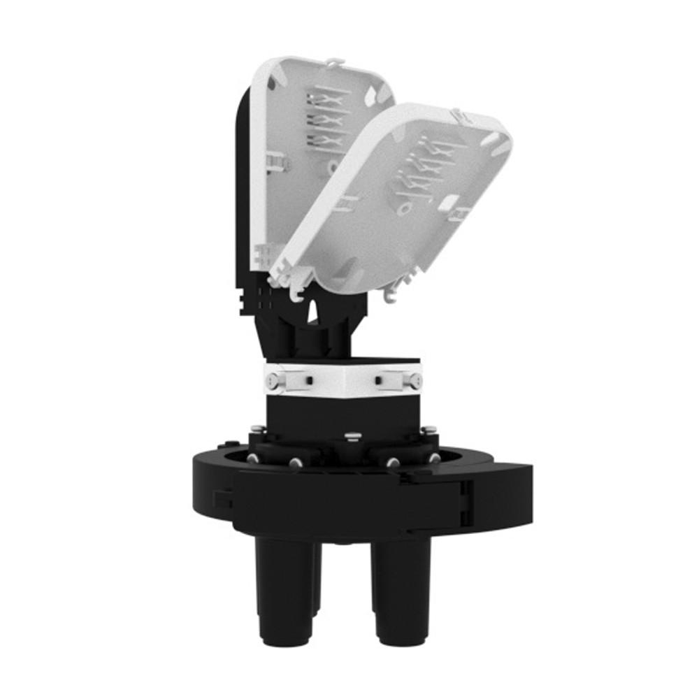 10 Caixa de Emenda Óptica CEO 12 FO Sistema de Vedação Termocontrátil SVT 2FLEX