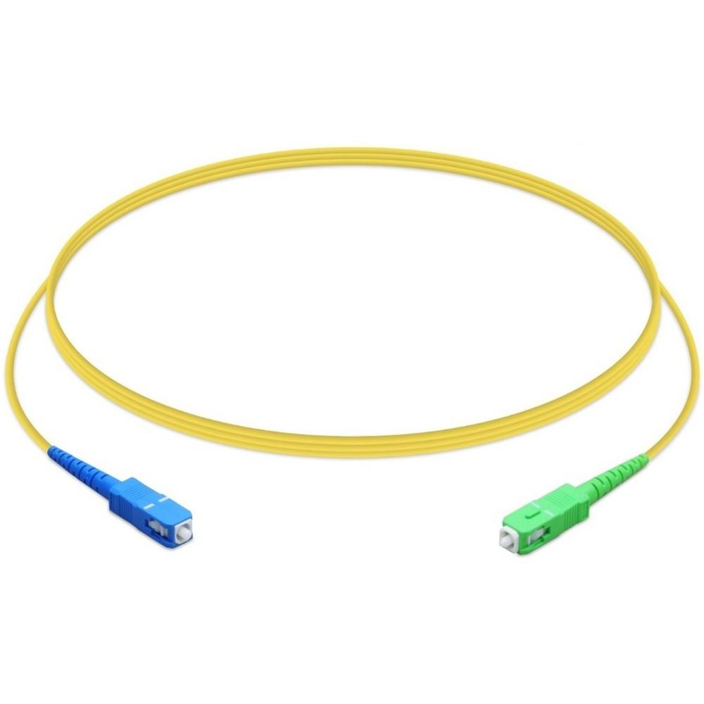 10 Cordão Óptico Simplex SC APC/SC UPC 2.5 M NAZDA