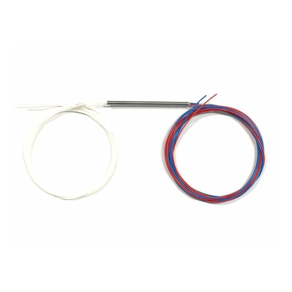 10 Splitter Óptico Balanceado Desconectorizado 1x2 2FLEX