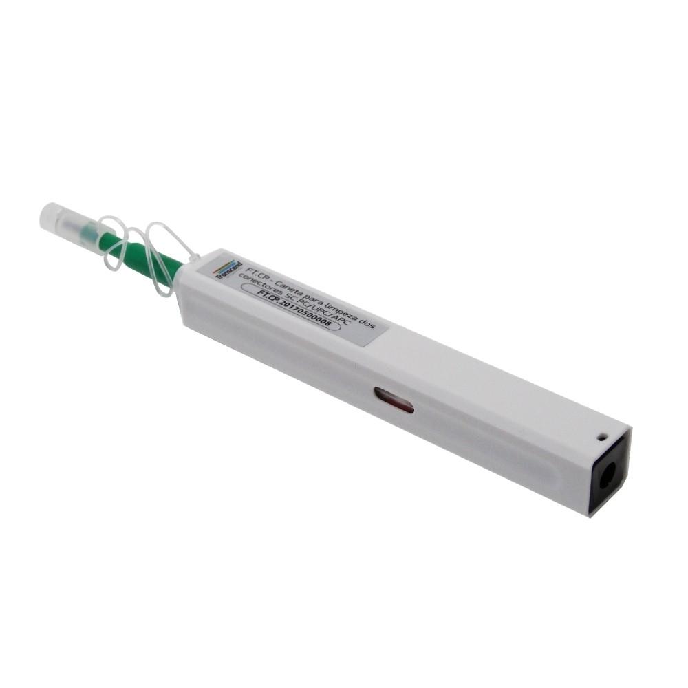 Caneta Para Limpeza De Conectores Ópticos SC 2.5 MM TRANSCEND