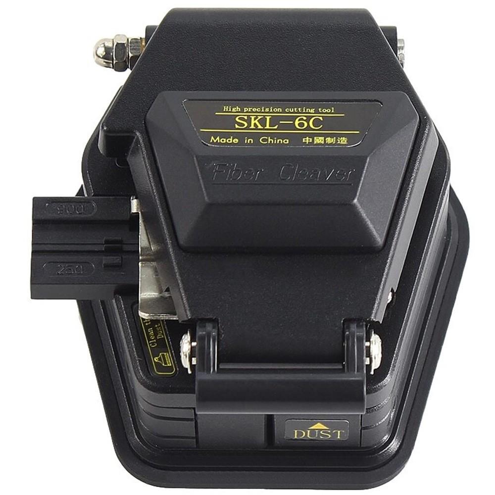 Clivador de Fibra Óptica SKL-6C AUA