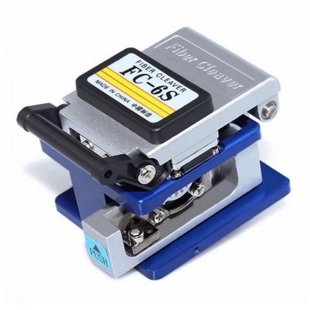 Clivador de Fibra Óptica FC-6S CABLIX