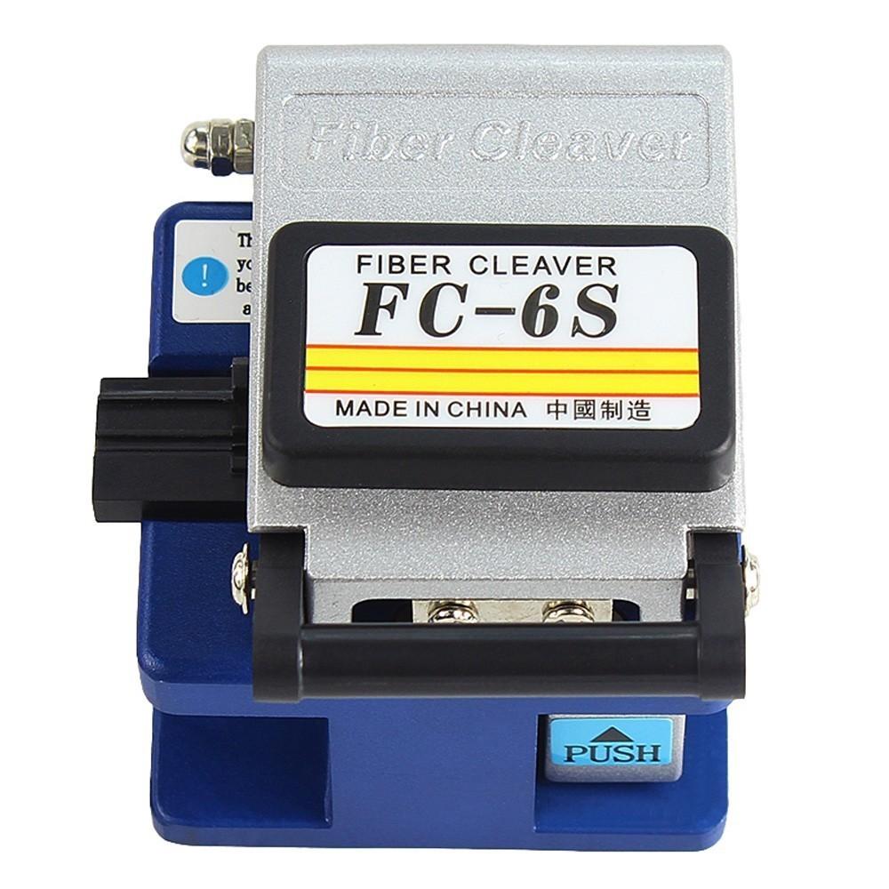 Clivador de Fibra Óptica FC-6S SMTE