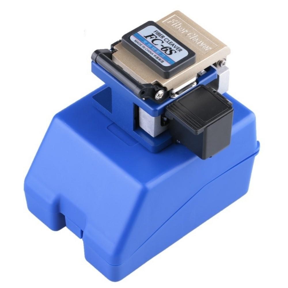 Clivador de Fibra Óptica FC-6S C/ Dispenser SMTE