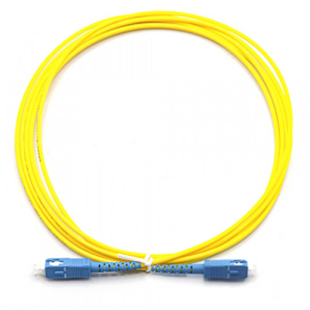 Cordão Óptico SIMPLEX SC UPC/SC UPC 2.5 M NAZDA