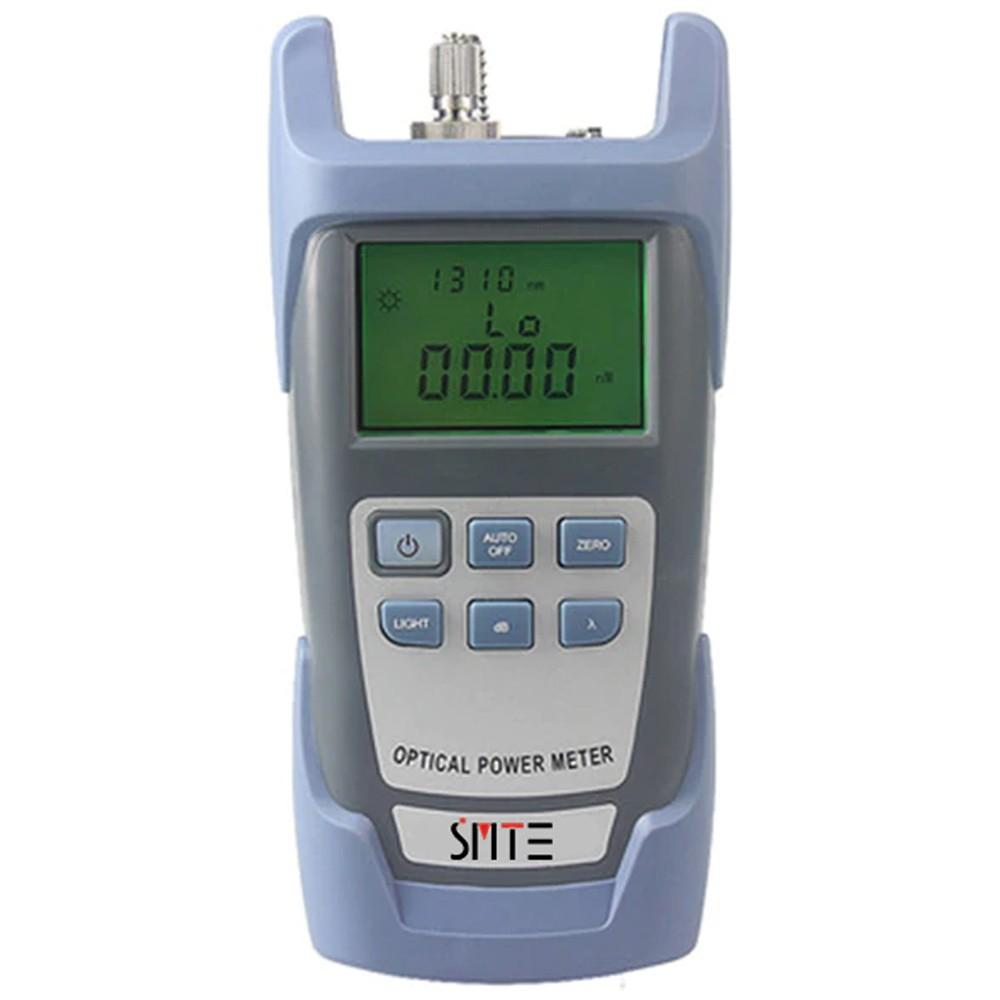 Medidor de Potência Power Meter + Adaptador SC/UPC SMTE