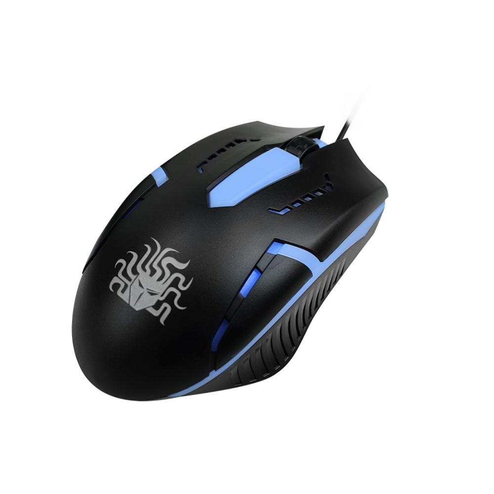 Mouse Gamer Com Fio START KG-02N 5+