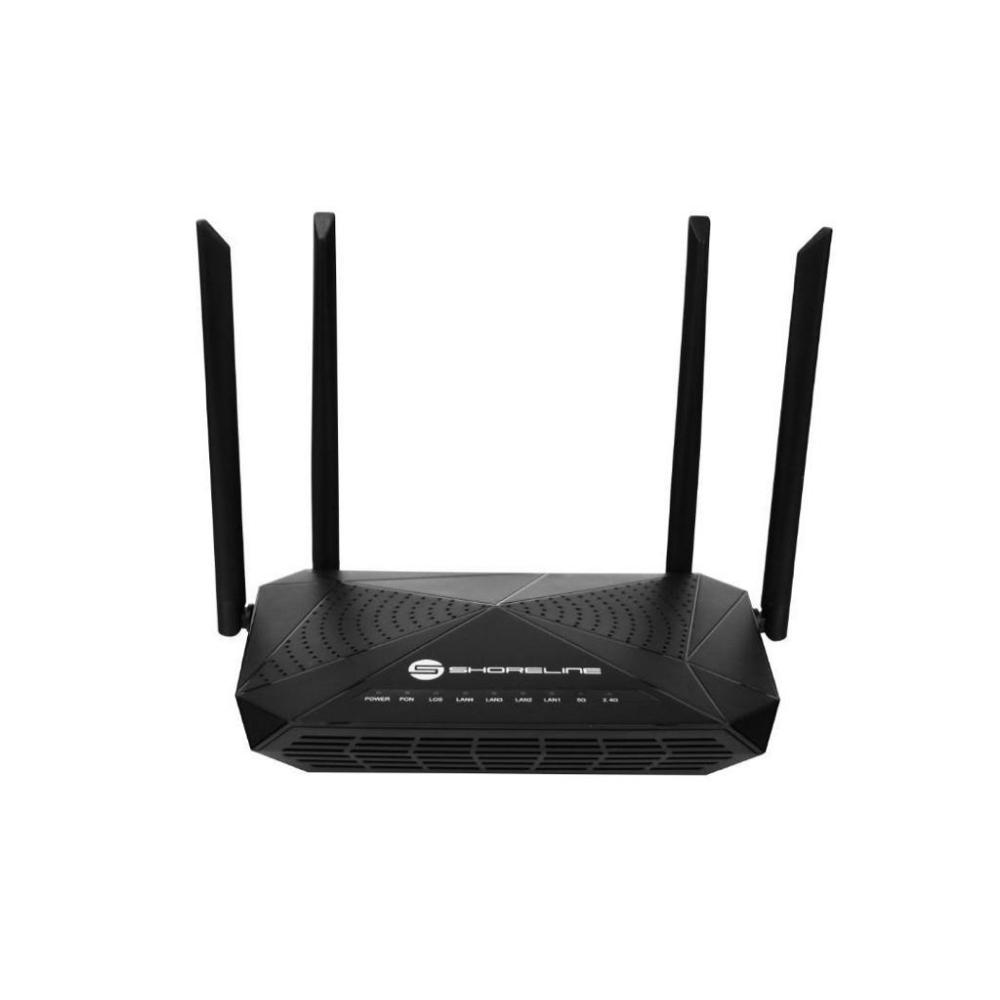 ONT (ONU + WiFI) xPON 4GE SH1020W SHORELINE