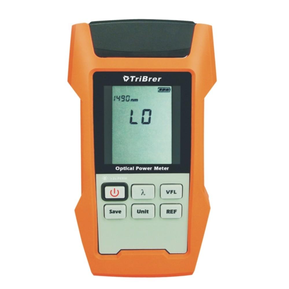 Power Meter Óptico (Medidor de Potência) AOP100 TRIBRER