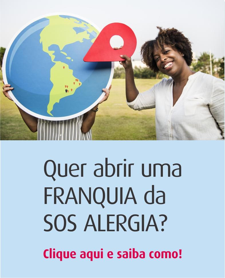 Franquia SOS Alergia
