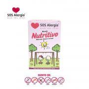 Biscoito SEM SOJA Nutritivo SOS Alergia 100g