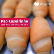 Pães Caseirinhos SOS Alergia 320g