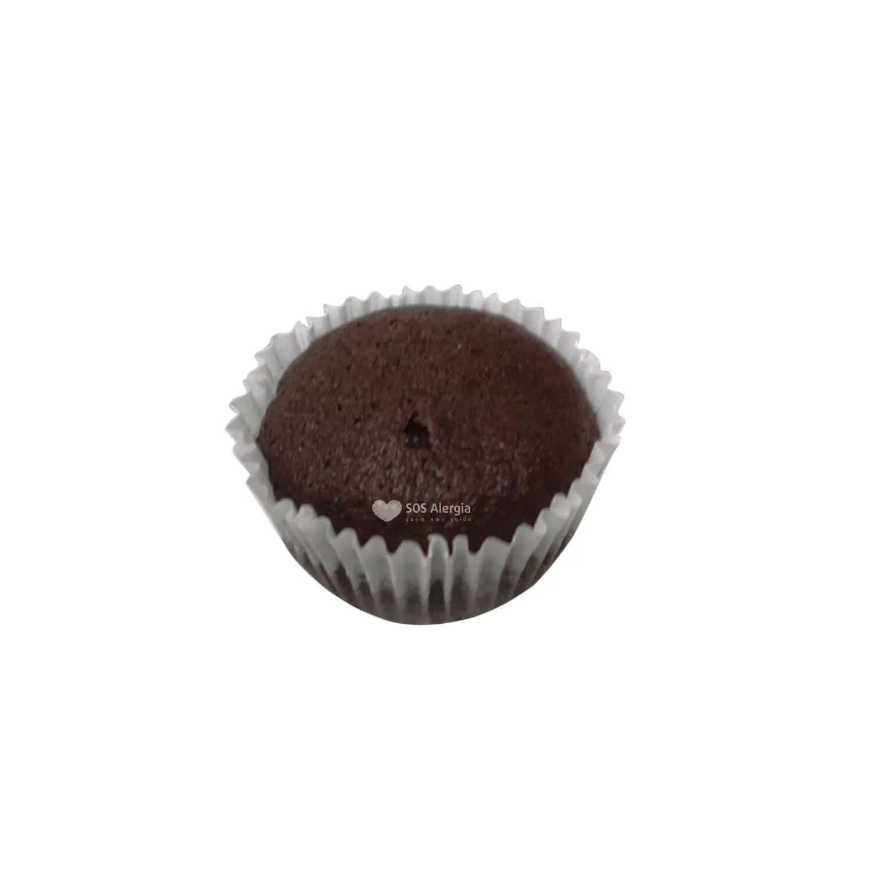 Bolinho de chocolate - sem leite, soja e ovos 50g