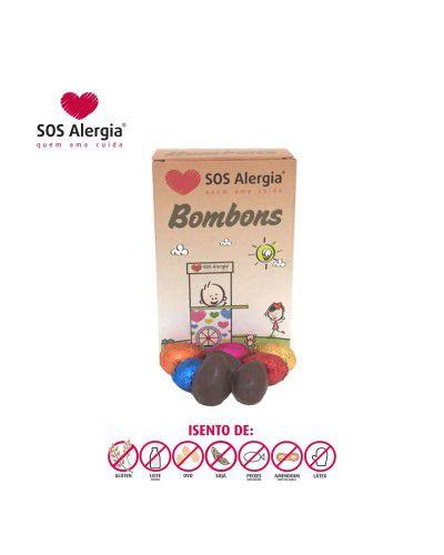 Caixa de bombons SOS Alergia Ovinhos 100g