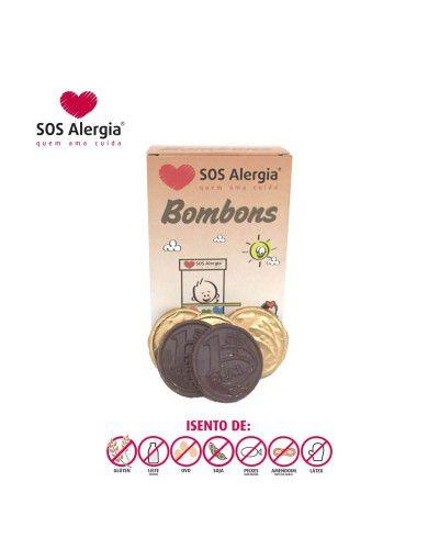 Chocolate  Sem Leite 100g Moeda