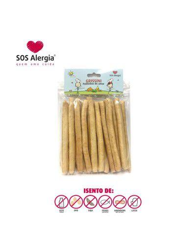 Grissini Palitinho Tradicional SOS Alergia 100g