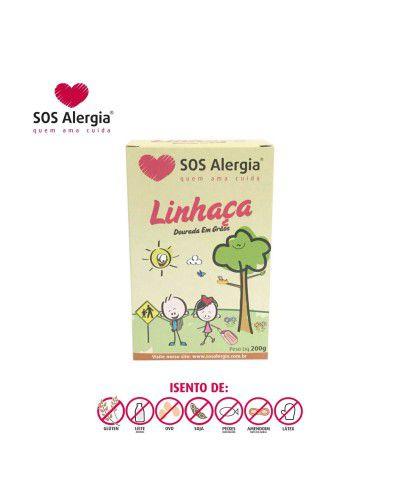 Linhaça Dourada SOS Alergia 200g