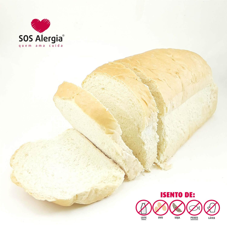 Pão de Forma SOS Alergia 550g
