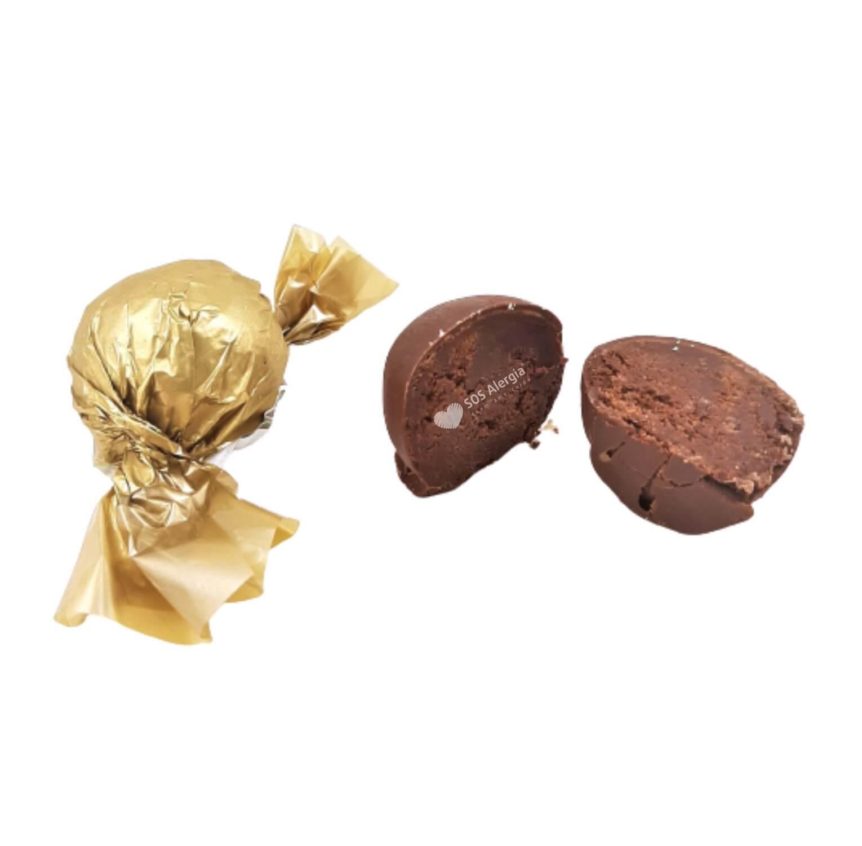 Trufa de Chocolate Sem Leite SOS Alergia 30g