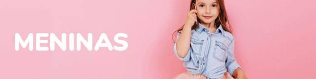 mini banner meninas