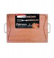 Kit Churrasco 44x30