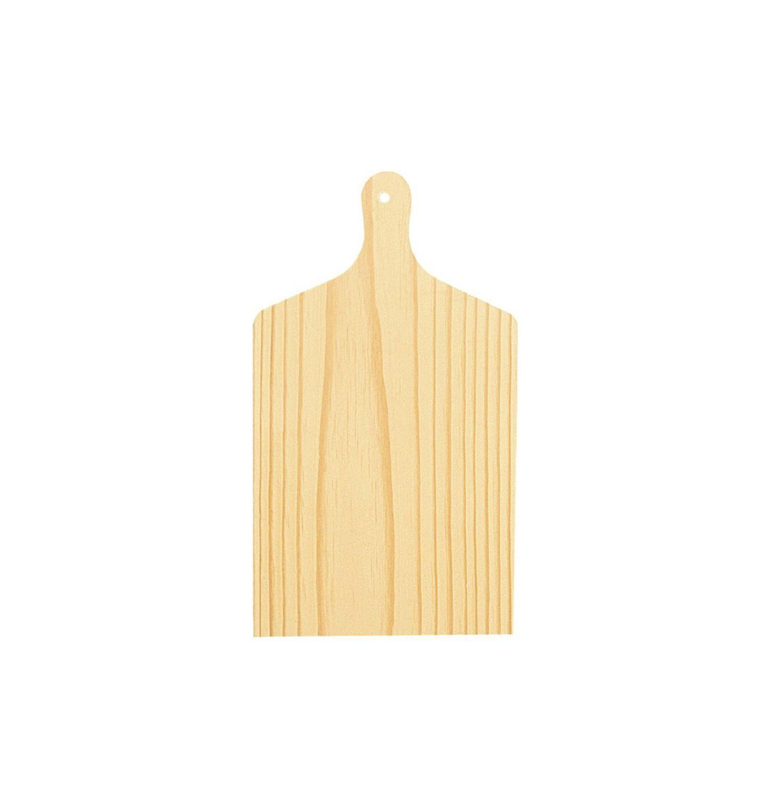Tabua de Carne Pinus 24x44