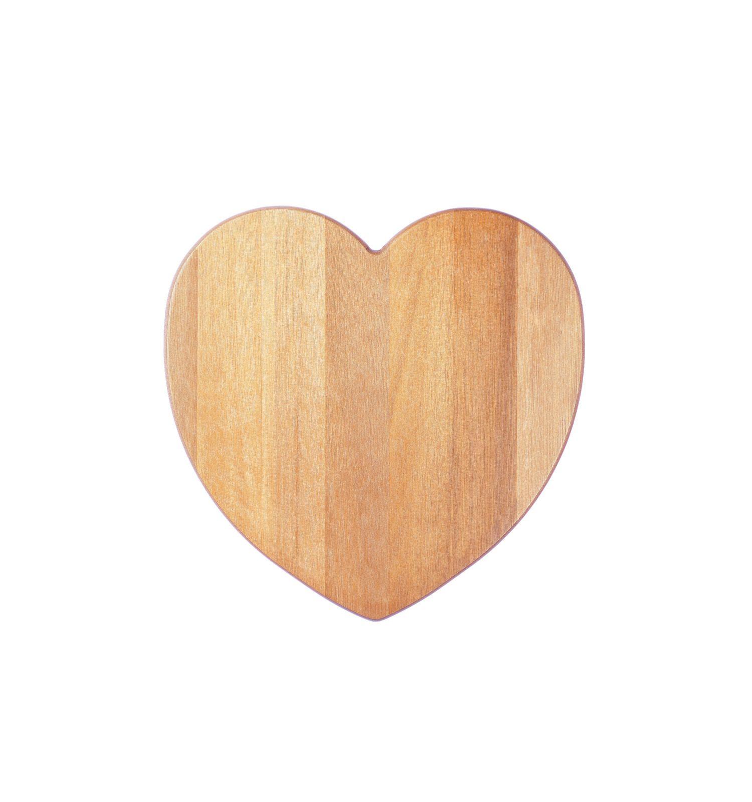 Tábua de Coração Personalizada