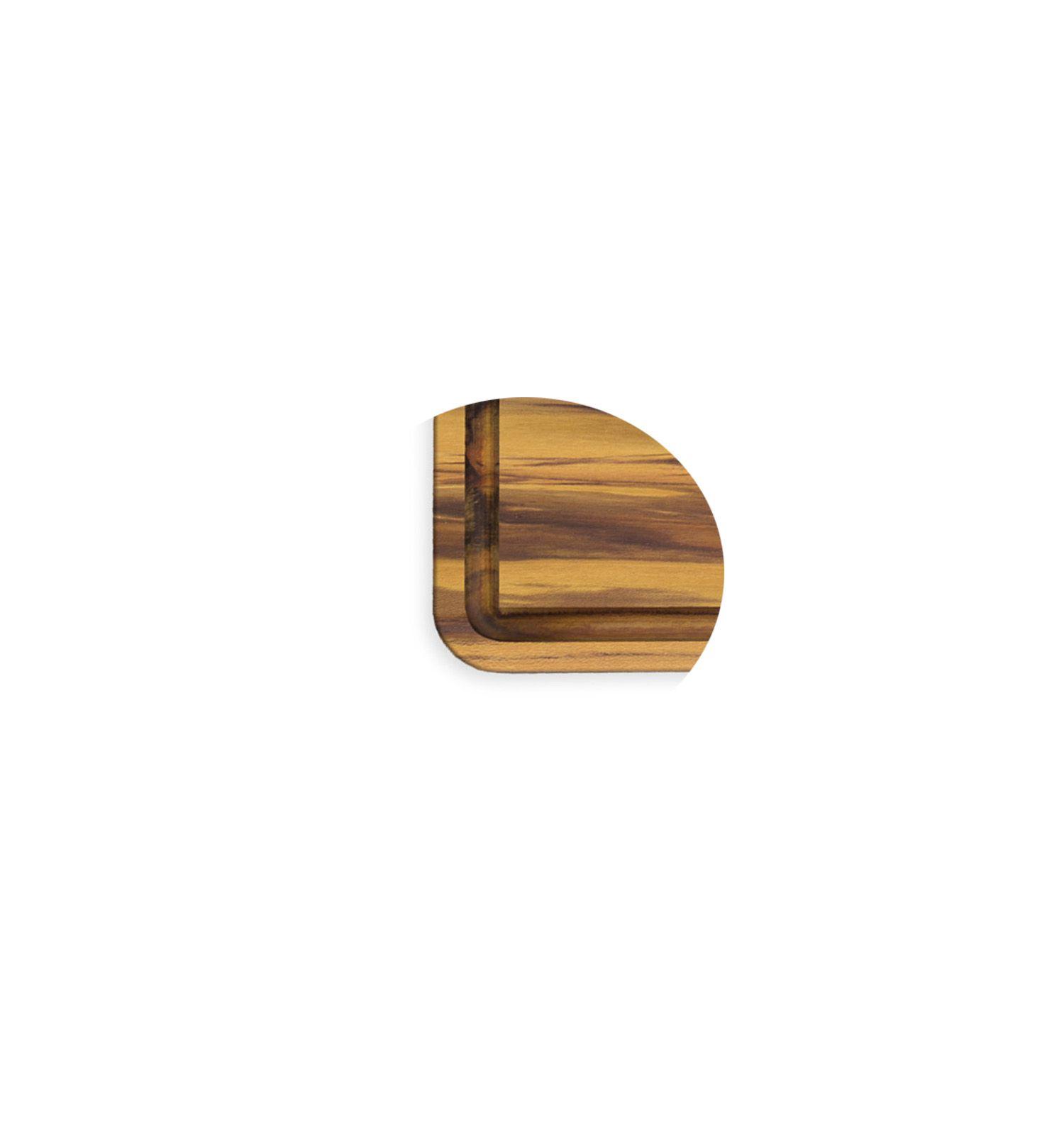 Tabua de Madeira 45x37,5
