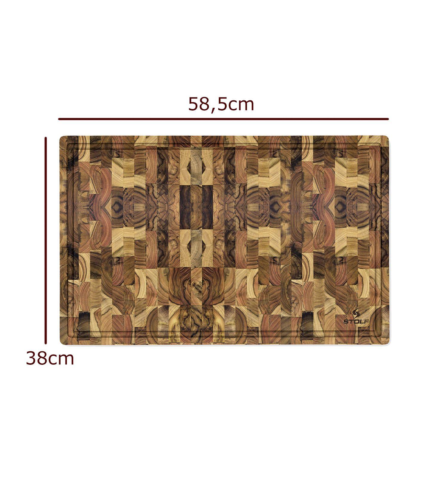 Tabua de Madeira 58,5x38 Personalizado